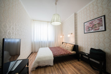 1-комн. квартира, 55 кв.м. на 4 человека, улица Чапаева, 38/40, Саратов - Фотография 1