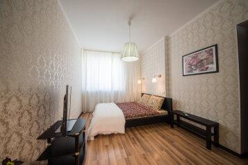 1-комн. квартира, 55 кв.м. на 4 человека, улица Чапаева, 38/40, Саратов - Фотография 2