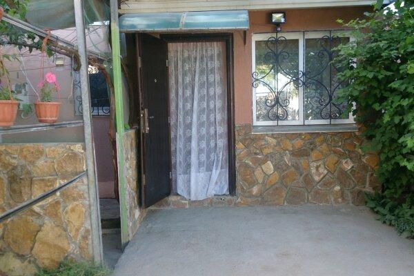 2-к.домик в р-не Золотого пляжа, 30 кв.м. на 5 человек, 2 спальни