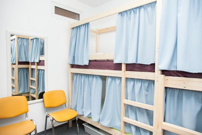 Кровать в общем номере на 6 человек, Сельскохозяйственная, 11к1, метро ВДНХ, Москва - Фотография 1