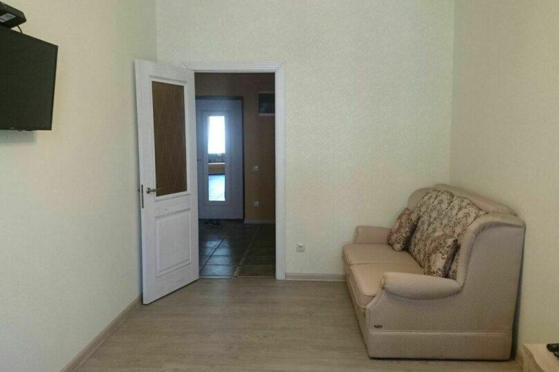 1-комн. квартира, 52 кв.м. на 4 человека, Туристическая улица, 3 Д, Геленджик - Фотография 4