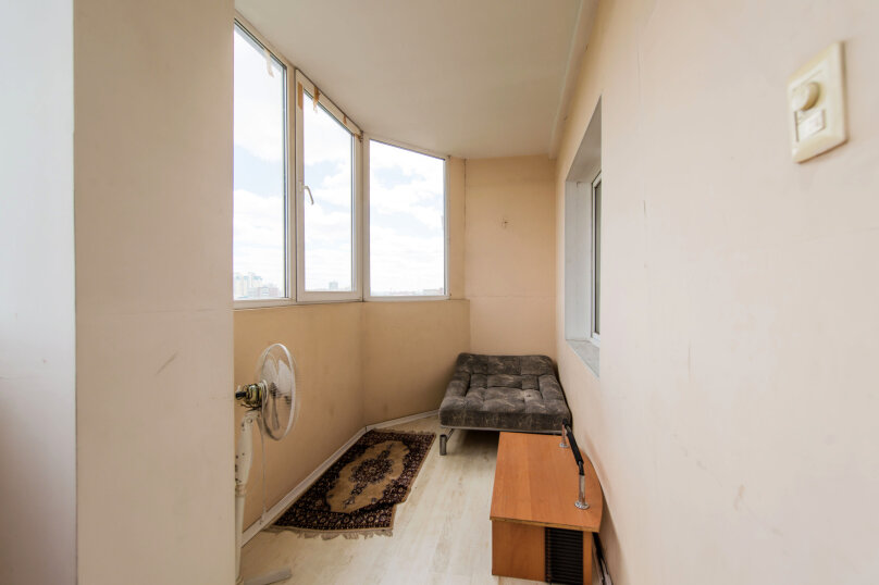 1-комн. квартира, 60 кв.м. на 4 человека, улица Галущака, 3, метро Гагаринская, Новосибирск - Фотография 11