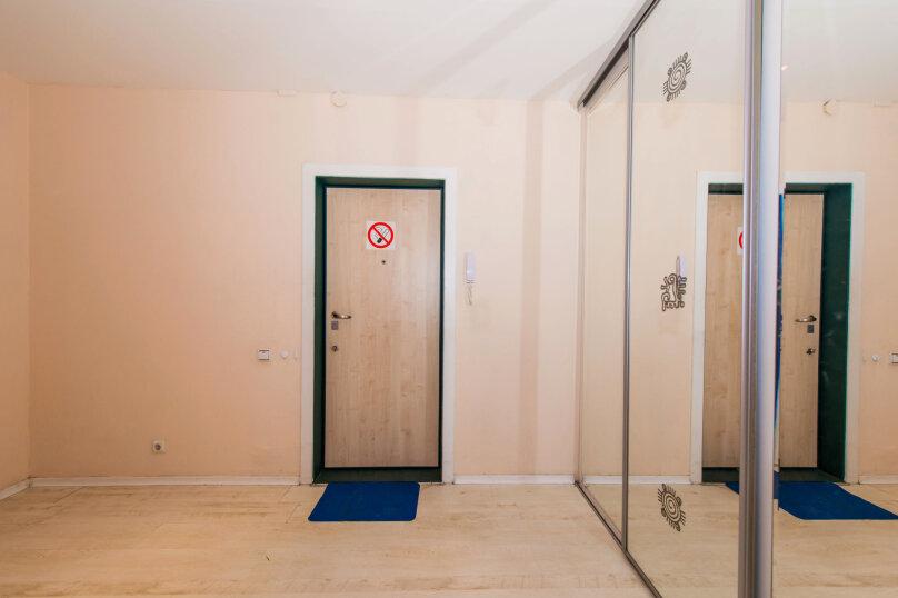 1-комн. квартира, 60 кв.м. на 4 человека, улица Галущака, 3, метро Гагаринская, Новосибирск - Фотография 19