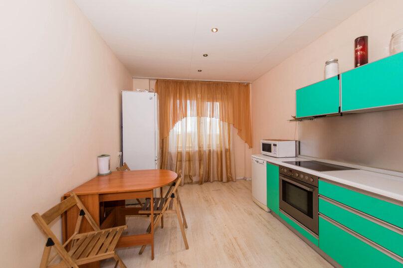 1-комн. квартира, 60 кв.м. на 4 человека, улица Галущака, 3, метро Гагаринская, Новосибирск - Фотография 22
