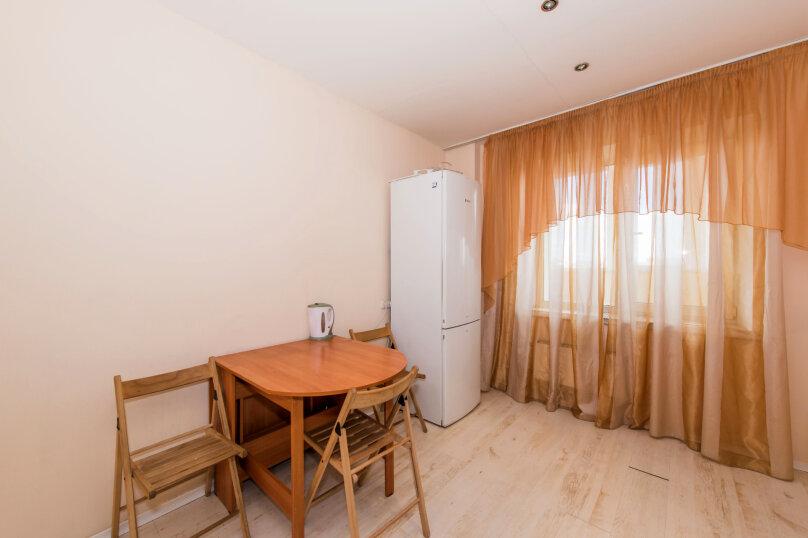 1-комн. квартира, 60 кв.м. на 4 человека, улица Галущака, 3, метро Гагаринская, Новосибирск - Фотография 23