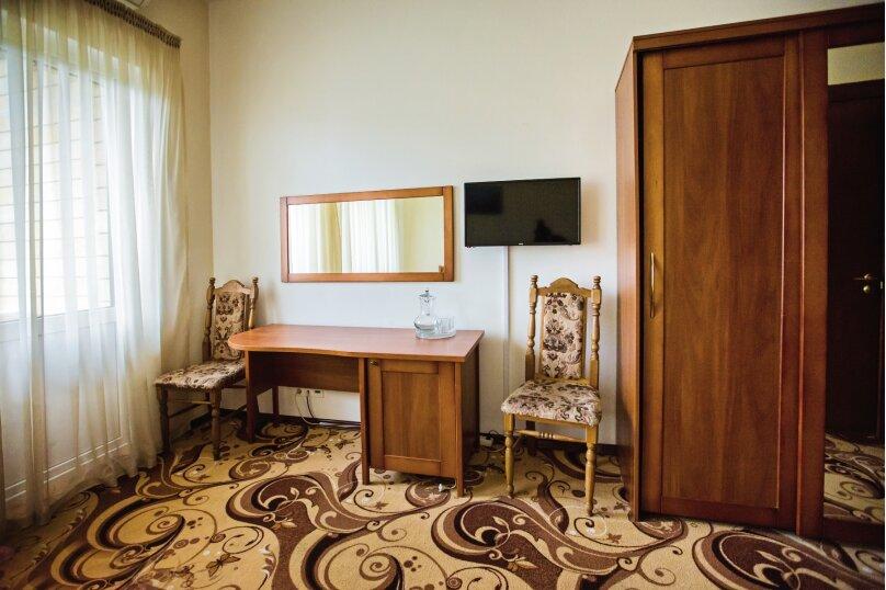 Двухместный номер с 2 отдельными кроватями и балконом, улица Мичурина, 5, Красная Поляна - Фотография 2