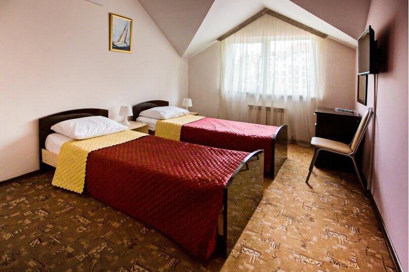Двухместный номер с 2 отдельными кроватями, улица Мичурина, 5, Красная Поляна - Фотография 2