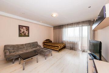 1-комн. квартира, 60 кв.м. на 4 человека, улица Галущака, 3, Гагаринская, Новосибирск - Фотография 4
