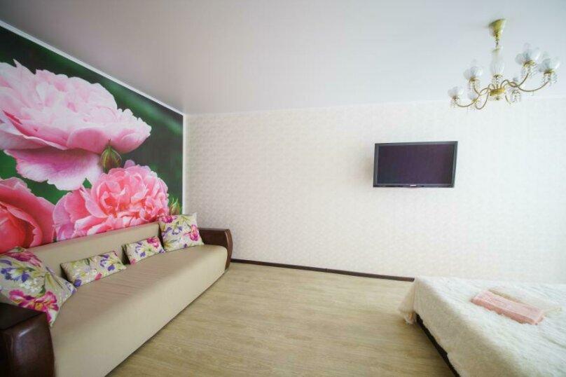 1-комн. квартира, 50 кв.м. на 4 человека, улица имени Пугачёва Е.И., 49А, Саратов - Фотография 4