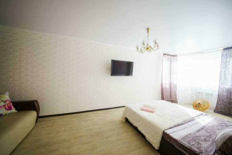 1-комн. квартира, 50 кв.м. на 4 человека, улица имени Пугачёва Е.И., 49А, Саратов - Фотография 5