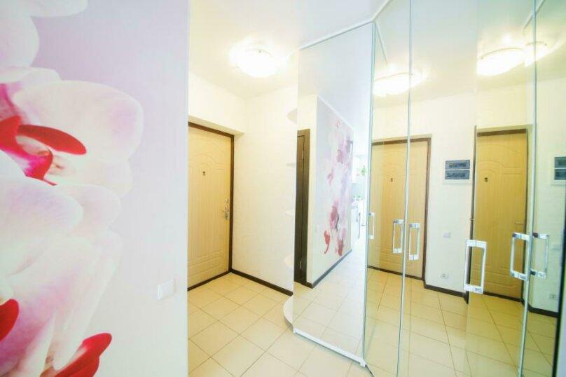 1-комн. квартира, 50 кв.м. на 4 человека, улица имени Пугачёва Е.И., 49А, Саратов - Фотография 10