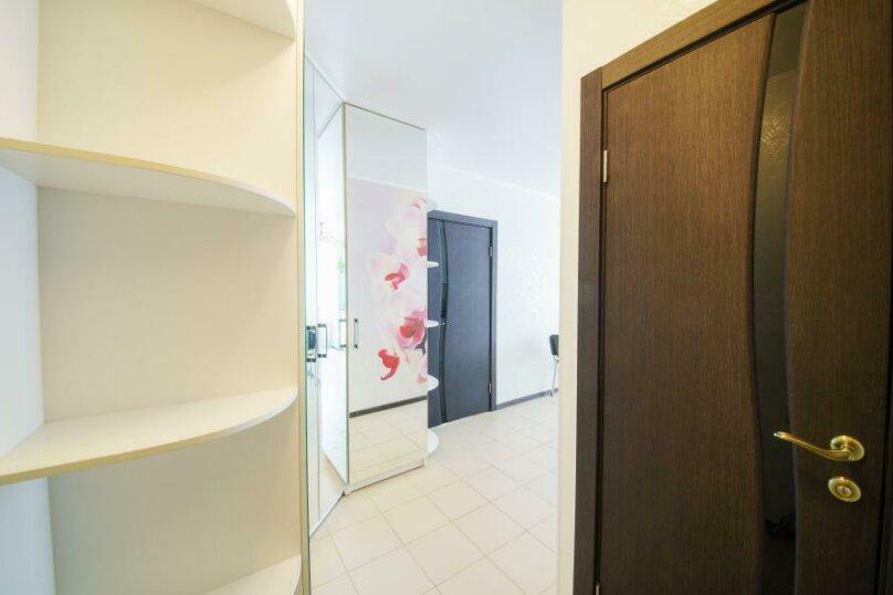 1-комн. квартира, 50 кв.м. на 4 человека, улица имени Пугачёва Е.И., 49А, Саратов - Фотография 13