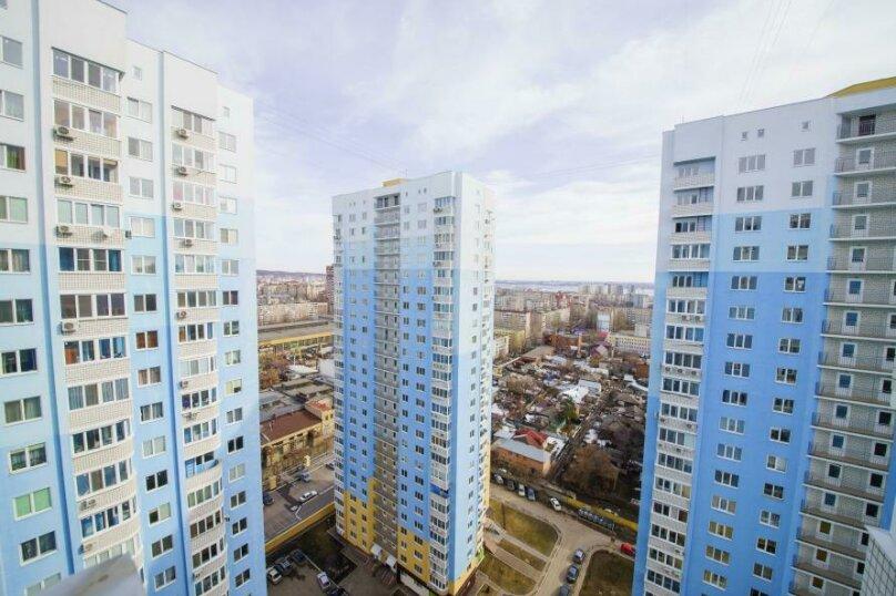 1-комн. квартира, 50 кв.м. на 4 человека, улица имени Пугачёва Е.И., 49А, Саратов - Фотография 15