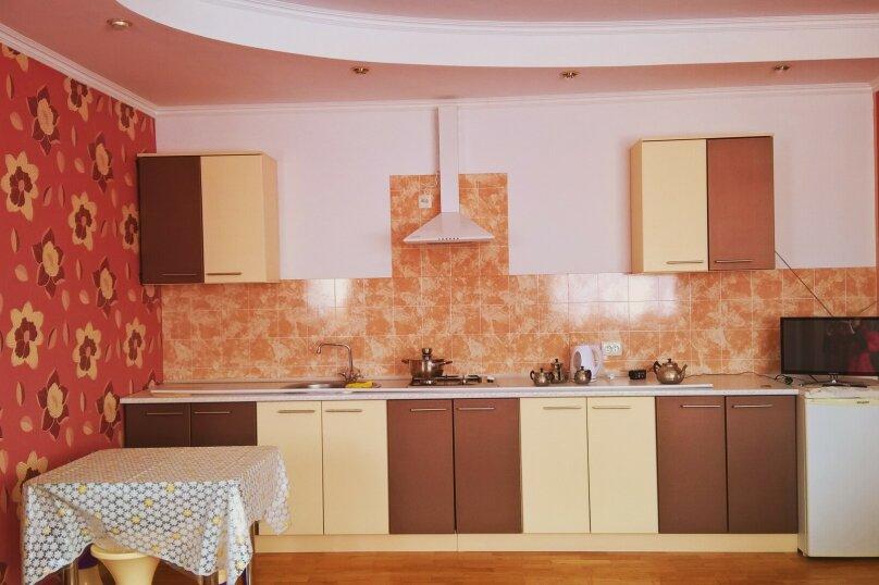 Номер-студио с кухней, Ковропрядов, 11, район Ачиклар, Судак - Фотография 1
