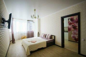 1-комн. квартира, 50 кв.м. на 4 человека, улица имени Пугачёва Е.И., 49А, Саратов - Фотография 3