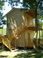 Дачный домик для отдыха, 50 кв.м. на 6 человек, 2 спальни, Зелёная роща, село Сукко - Фотография 3