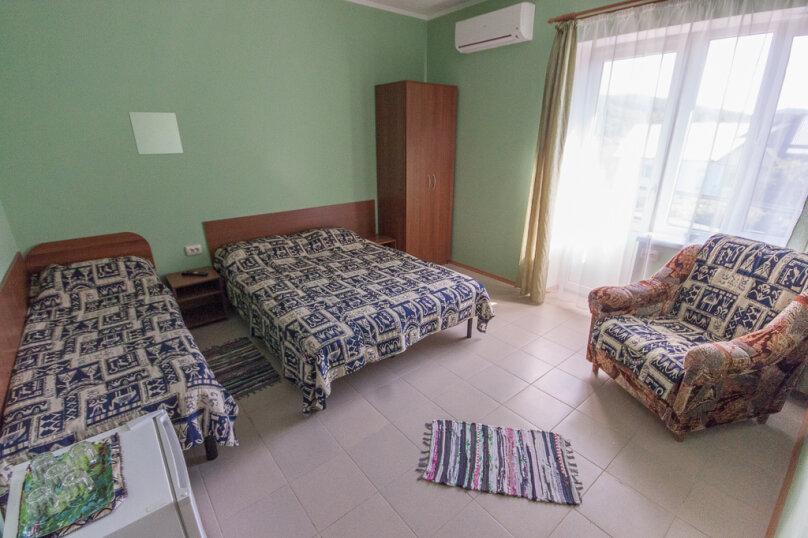 5-ти местный 2-х комнатный номер, улица Ореховая Роща, 81, Джубга - Фотография 1