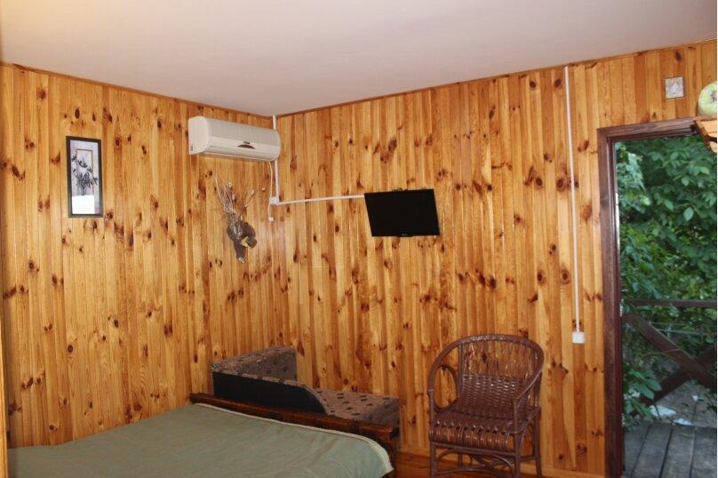 Уютный домик среди зелени, 18 кв.м. на 3 человека, 1 спальня, улица Ленина, 36, Алупка - Фотография 8