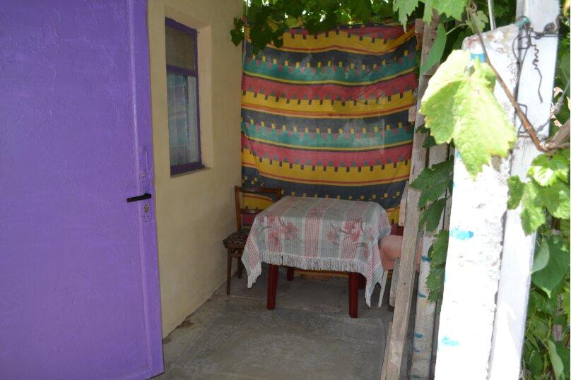 Домик для двоих рядом с Кипарисовой аллеей, 16 кв.м. на 2 человека, 1 спальня, Санаторный переулок, 13А, Судак - Фотография 7