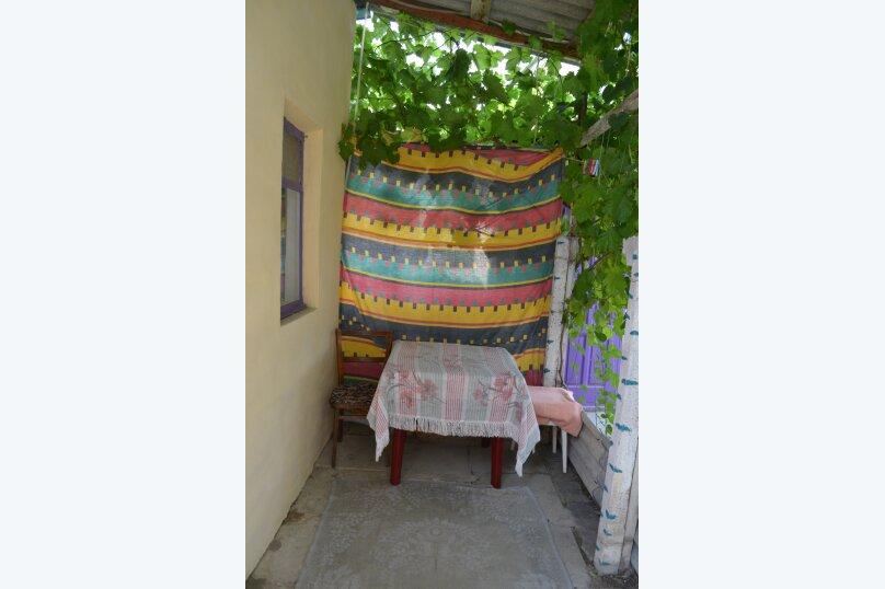 Домик для двоих рядом с Кипарисовой аллеей, 16 кв.м. на 2 человека, 1 спальня, Санаторный переулок, 13А, Судак - Фотография 8