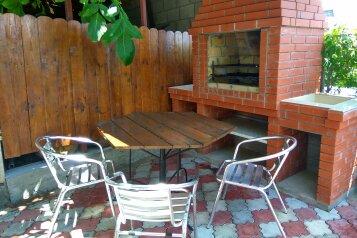Благоустроенный номер с уютным зеленым двориком. , 40 кв.м. на 3 человека, 1 спальня, улица Калинина, Алупка - Фотография 1