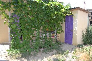 Домик для двоих рядом с Кипарисовой аллеей, 16 кв.м. на 2 человека, 1 спальня, Санаторный переулок, Судак - Фотография 1