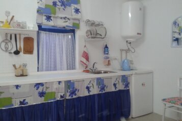 Домик для двоих рядом с Кипарисовой аллеей, 16 кв.м. на 2 человека, 1 спальня, Санаторный переулок, 13А, Судак - Фотография 1