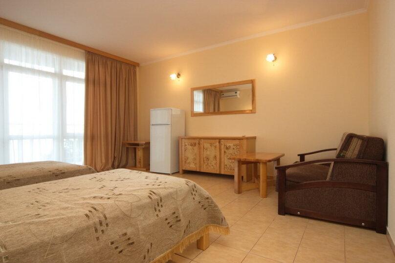Стандарт с двумя односпальными кроватями, Можжевеловый переулок, 11-А, Алушта - Фотография 5