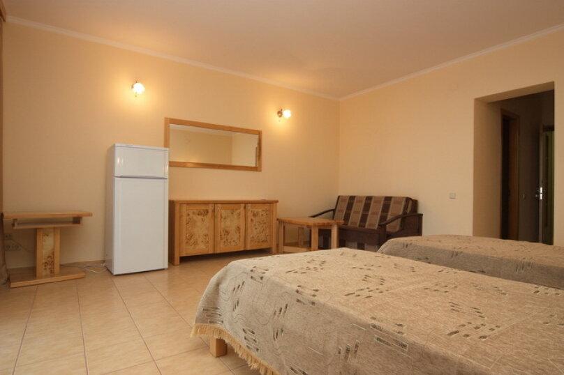 Стандарт с двумя односпальными кроватями, Можжевеловый переулок, 11-А, Алушта - Фотография 6