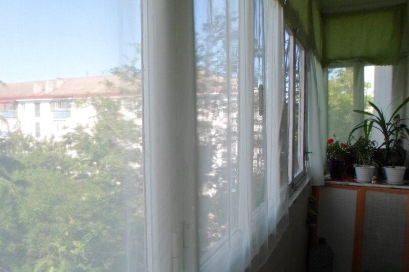 2-комн. квартира, 53 кв.м. на 4 человека, переулок Шаумяна, 1, Динамо, Феодосия - Фотография 5