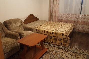 1-комн. квартира, 35 кв.м. на 4 человека, улица Циолковского, Новокузнецк - Фотография 1
