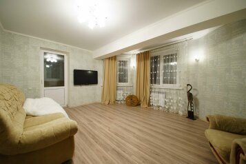 2-комн. квартира, 55 кв.м. на 4 человека, улица Сакко и Ванцетти, Саратов - Фотография 1