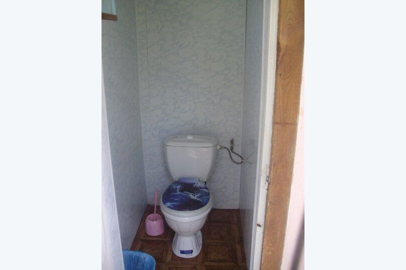 Домик, 26 кв.м. на 8 человек, 2 спальни, улица Кирова, 10, Ейск - Фотография 5