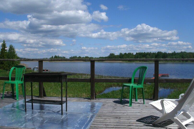 Гостевой дом на Селигере, свой берег, лодка, WIFI, 240 кв.м. на 15 человек, 5 спален, д. Тарасово, 14, Осташков - Фотография 14