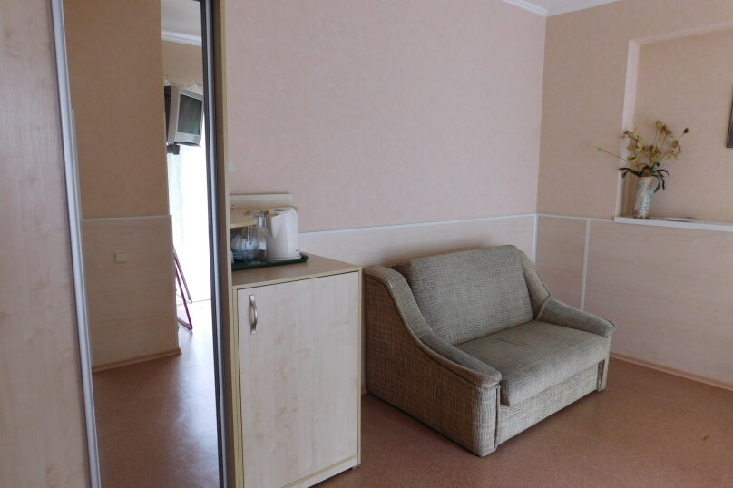Люкс 2 комнатный, Октябрьская улица, 18А, Алушта - Фотография 4