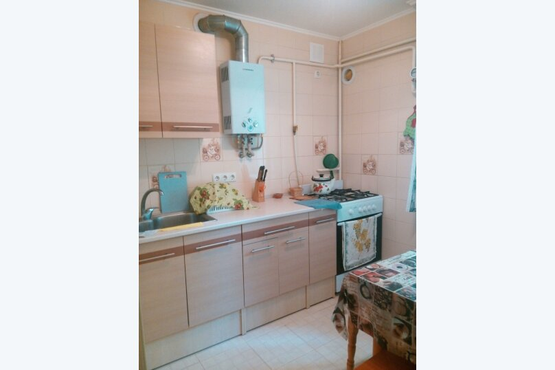 2-комн. квартира, 54 кв.м. на 4 человека, улица Дёмышева, 100А, Евпатория - Фотография 5