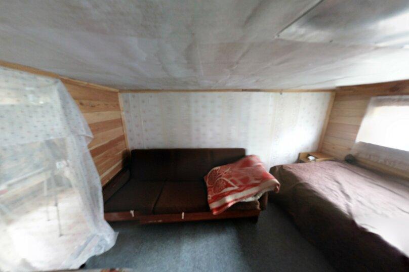 Дом у озера Тикшозеро, 32 кв.м. на 8 человек, 2 спальни, Муезерский , 5, Муезерский - Фотография 23