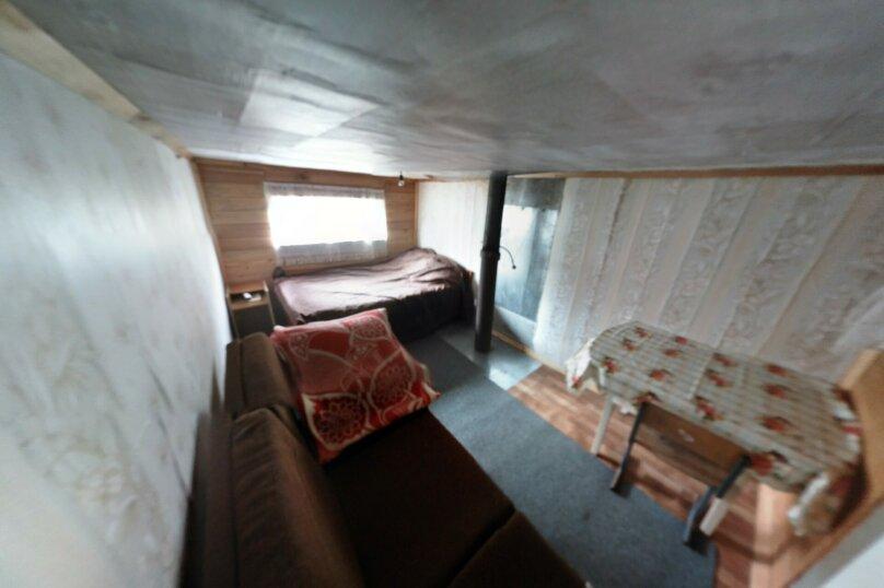 Дом у озера Тикшозеро, 32 кв.м. на 8 человек, 2 спальни, Муезерский , 5, Муезерский - Фотография 24