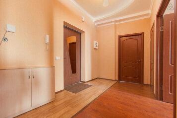 2-комн. квартира, 95 кв.м. на 8 человек, улица Сибгата Хакима, 17, Казань - Фотография 3