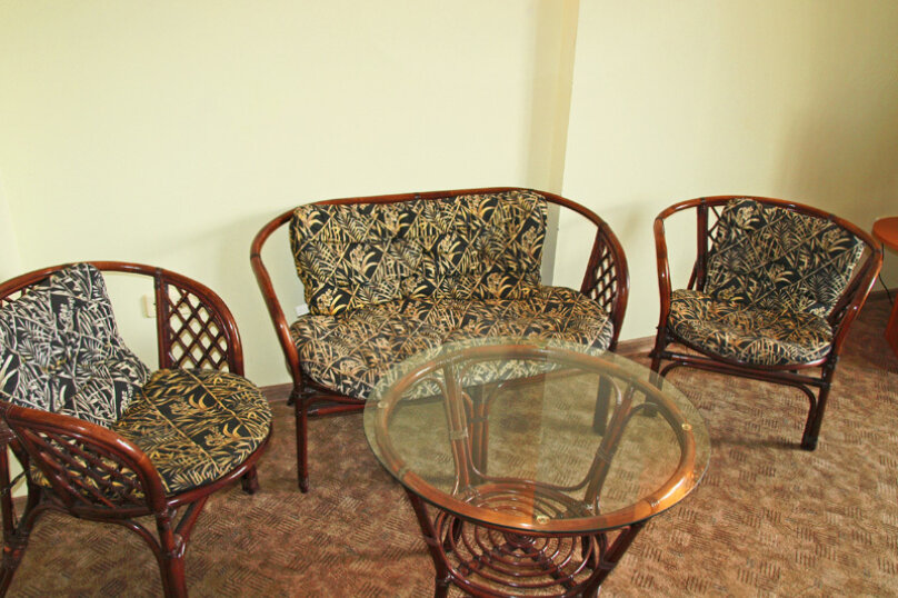 Семейный номер с диваном (без мини-кухни), Большевистская улица, 20, Ялта - Фотография 4