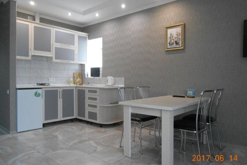 1-комн. квартира, 50 кв.м. на 4 человека, Солнечный переулок, 16, Судак - Фотография 10