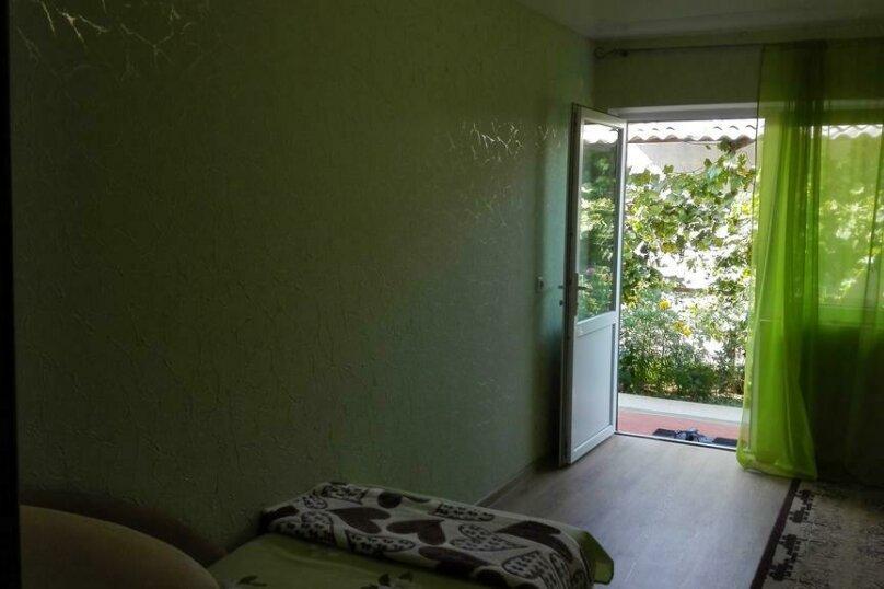 Двухместный номер с 2 отдельными кроватями и ванной комнатой, улица Гайдара, 44, Евпатория - Фотография 4