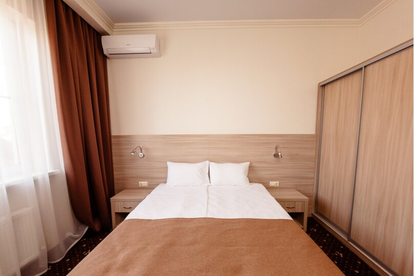 Стандартный номер с 1 кроватью или 2 отдельными, улица Бабушкина, 150, Краснодар - Фотография 3