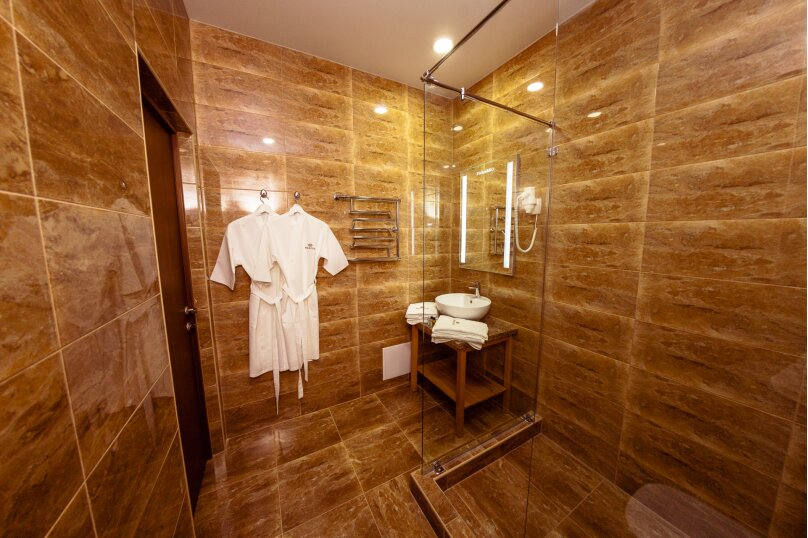 Стандартный номер с 1 кроватью или 2 отдельными, улица Бабушкина, 150, Краснодар - Фотография 5