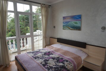 1-комн. квартира, 35 кв.м. на 4 человека, Алупкинское шоссе, Гаспра - Фотография 1