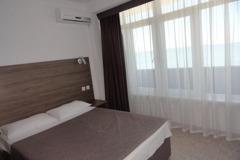 двухместный номер с одной кроватью или двумя отдельными, Набережная, 8 б, Ильич - Фотография 1
