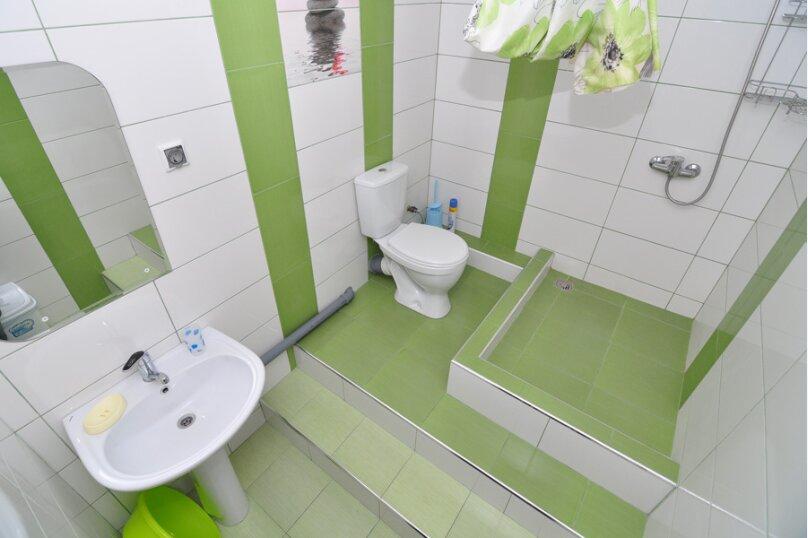 Двухместный номер с двумя раздельными кроватями, улица Самбурова, 42Б, Анапа - Фотография 4