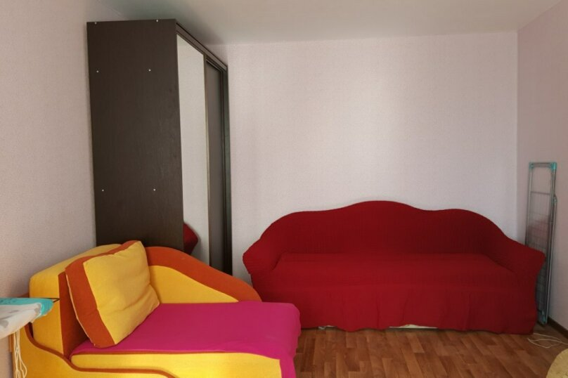 1-комн. квартира, 40 кв.м. на 4 человека, Мурата Ахеджака, 22, Новороссийск - Фотография 1