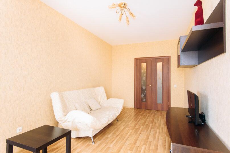 2-комн. квартира, 60 кв.м. на 4 человека, Кузнечная улица, 79, Екатеринбург - Фотография 3