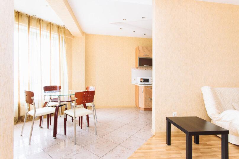 2-комн. квартира, 60 кв.м. на 4 человека, Кузнечная улица, 79, Екатеринбург - Фотография 4